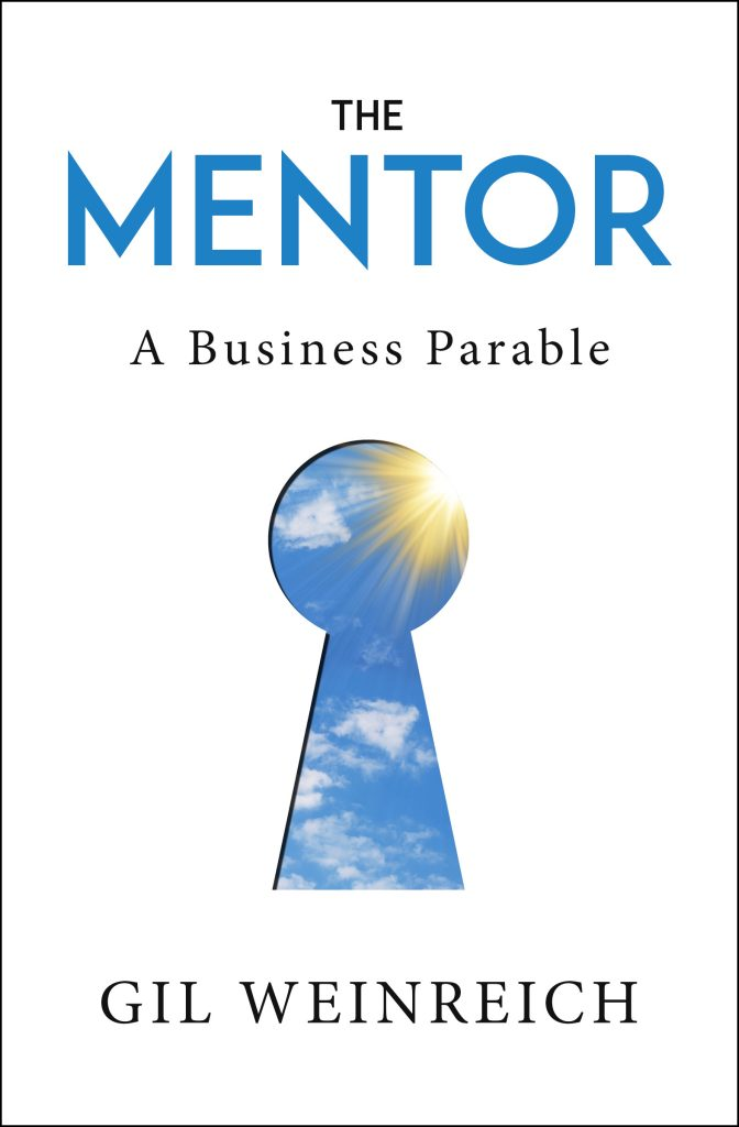 The Mentor: A Business Parable by Gil Weinreich (book cover)